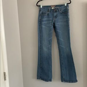 Abercrombie and Fitch stretch jeans